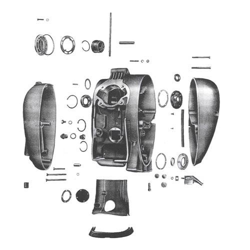 2 - Carter moteur