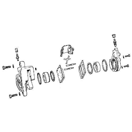 2.8 - Etrier de frein à disque