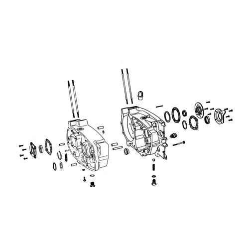 4.3 - Carters moteur
