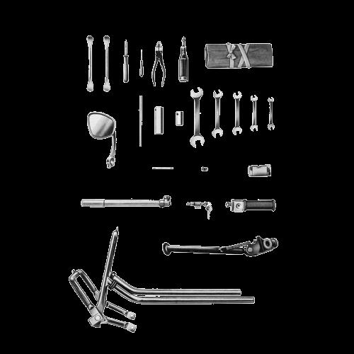 15 - Accessoires, Outils