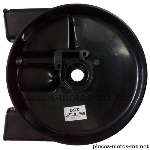 Couvre chaîne roue arrière MZ TS 250/1, MZ ETZ 125, MZ ETZ 150, MZ ETZ 250, MZ ETZ 251, MZ ETZ 301, Référence 30-25.045 (HU)