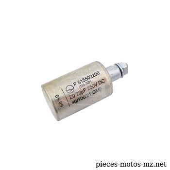 Condensateur 0,22 uf 9042 MZ