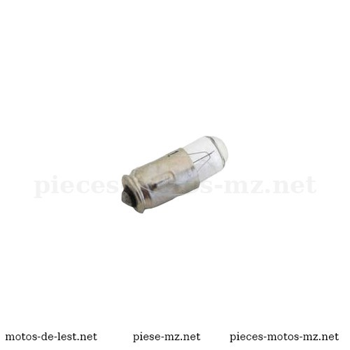 Ampoule 12V 2W BA7S MZ ETZ 125 150 250 251 301 - Références MZ 80-50.547, 915228