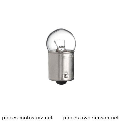 Ampoule 6 Volts 5 Watts BA15S Jahn (DE)