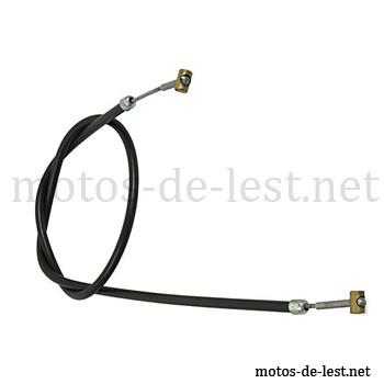 Câble frein arrière noir MZ RT 125/2