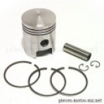 Set Piston 69,50 mm MZ ETZ 250 251 - Almot (PL)