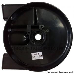 Carter de chaîne secondaire roue arrière MZ ETZ 125, MZ ETZ 150 - 30-25.045 (HU)
