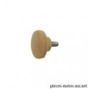 Vis moletée M6 couleur ivoire MZ ES 175 250 300