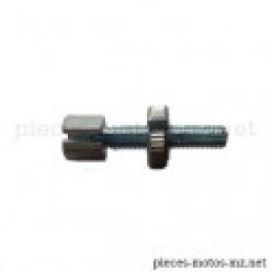 Vis M6X40 réglage tension de câble d'embrayage ou de frein Simson