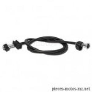 Câble compteur noir MZ ES 175 250 300 ETS 250, 955 mm Allemagne
