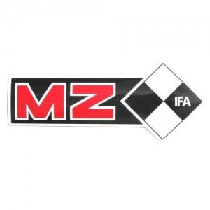Autocollant droit réservoir MZ ETZ 125, MZ ETZ 150, MZ ETZ 250 (HU)