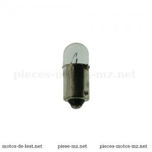 Ampoule 6 Volts 4 Watts BA9S - BGW (DE)