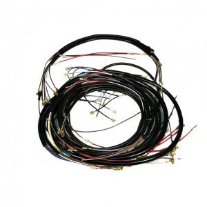 Faisceau de câbles installation électrique MZ ETZ 125, MZ ETZ 150, MZ ETZ 250 De Luxe (HU) - 370142