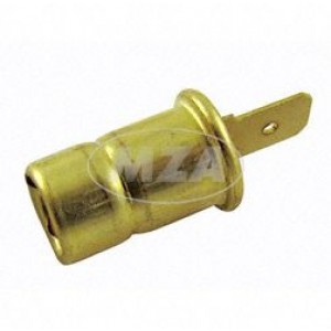 Porte-ampoule BA7S compteur compte-tours toutes MZ (MZA) - 80-50.589, 10297