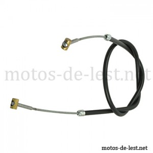 Câble frein arrière noir MZ RT 125/3