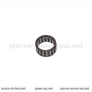 Roulement cage à aiguilles K 17x21x10 - 0-2 MUZ MZ 125 RT, MZ 125 SM, MUZ 125 SX - 9015084000