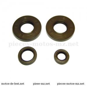Set joints à lèvres moteur MZ ES175/1 250/1 300 Viton - TC